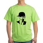 Barack Obama Bling Green T-Shirt