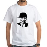 Barack Obama Bling White T-Shirt