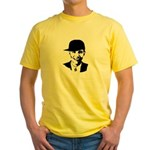 Barack Obama Bling Yellow T-Shirt