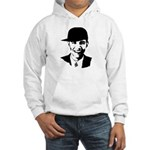 Barack Obama Bling Hooded Sweatshirt