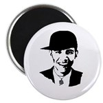 Barack Obama Bling Magnet