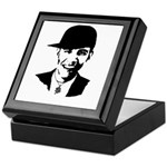 Barack Obama Bling Keepsake Box