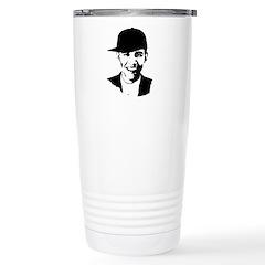 Barack Obama Hat Ceramic Travel Mug