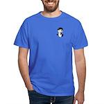 Barack Obama Beret Dark T-Shirt