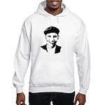 Barack Obama Beret Hooded Sweatshirt
