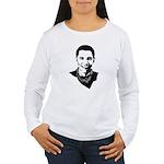 Barack Obama Bandana Women's Long Sleeve T-Shirt