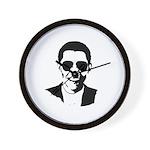 Barack Obama Sunglasses Wall Clock