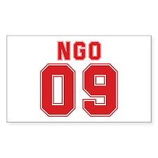 NGO 09 Rectangle Decal