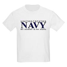 My Mommy is my Hero Kids T-Shirt