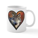 Wolf Heart Mug