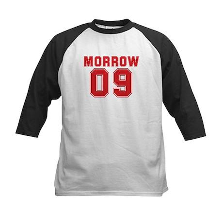MORROW 09 Kids Baseball Jersey