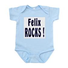 Felix Rocks ! Infant Creeper