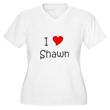 Cute I love shawn T-Shirt