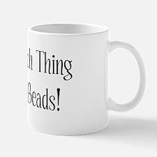 Too Many Beads Mug