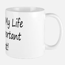 Beading Is My Life Mug