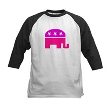 GOP Pink Elephant Tee