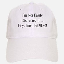 Distracted By Beads Hat