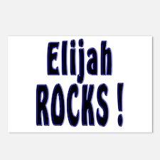 Elijah Rocks ! Postcards (Package of 8)