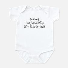 Beading State Of Mind Infant Bodysuit