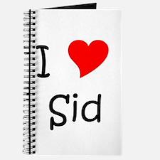 Unique Sid Journal