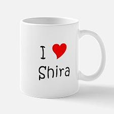 Funny Shira Mug