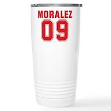 MORALEZ 09 Stainless Steel Travel Mug