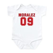 MORALEZ 09 Infant Bodysuit