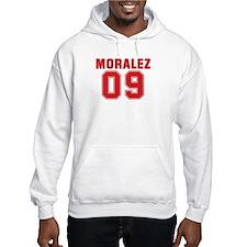 MORALEZ 09 Hooded Sweatshirt