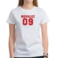 MORALEZ 09 Women's T-Shirt