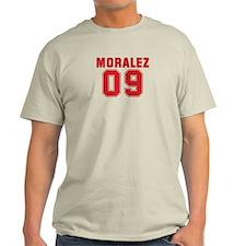 MORALEZ 09 Light T-Shirt