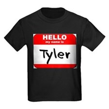 Hello my name is Tyler T