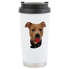 Palin Pit Bull Travel Mug