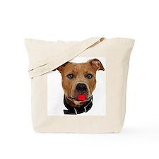Palin Pit Bull Tote Bag