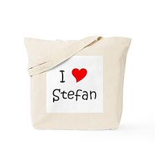 Unique Stefan Tote Bag