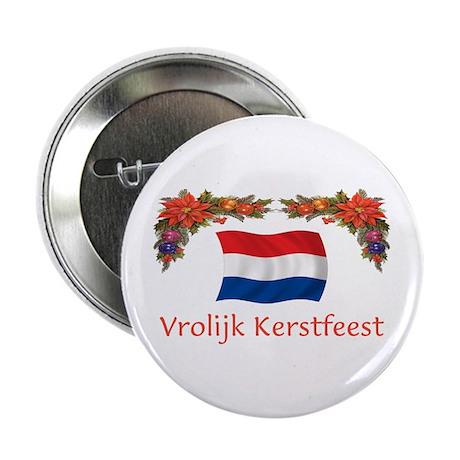 """Dutch Vrolijk...2 2.25"""" Button"""
