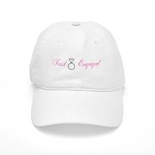 Just Engaged (Diamond Ring) Baseball Cap