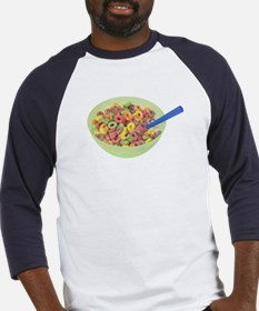 Some Fruity Cereal On Your Baseball Jersey