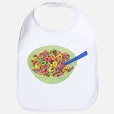 Some Fruity Cereal On Your Bib