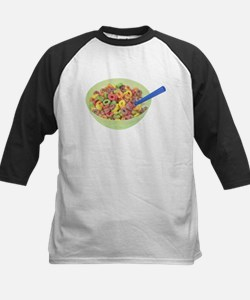 Some Fruity Cereal On Your Kids Baseball Jersey