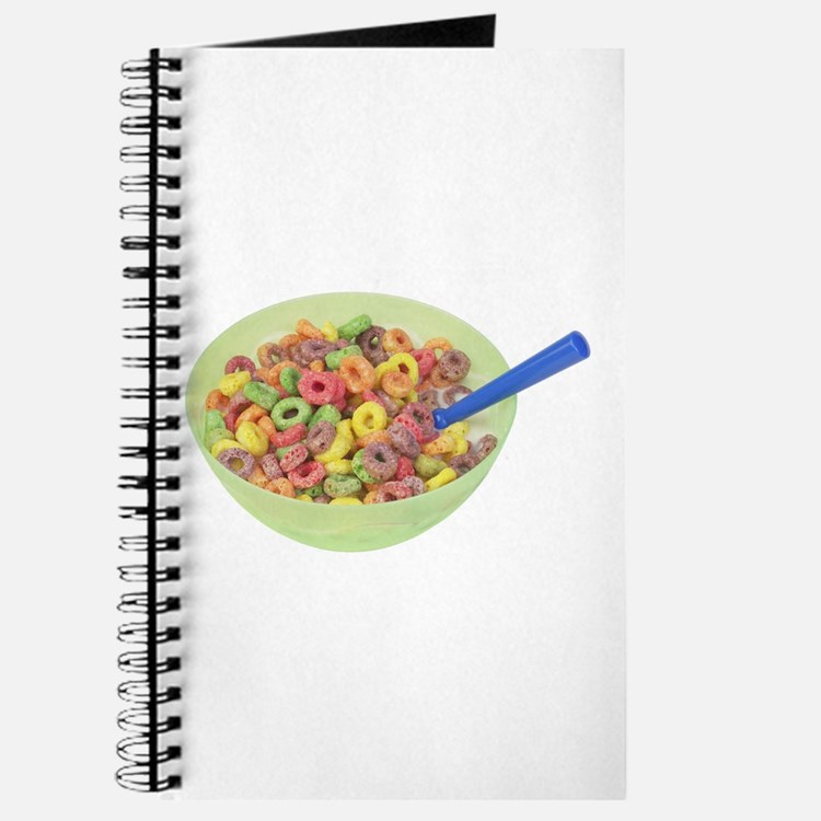 Some Fruity Cereal On Your Journal