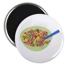 Some Fruity Cereal On Your Magnet