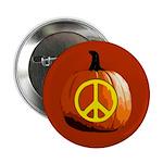 Pumpkin for Peace button