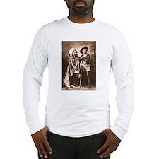 Buffalo Bill and Sitting Bull, 1885 Long Sleeve T-