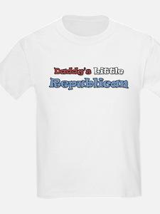 Daddy's Little Republican T-Shirt