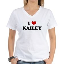I Love KAILEY Shirt