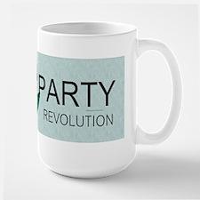 Green Party Mug