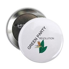 "Green Party 2.25"" Button"