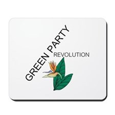 Green Party Mousepad