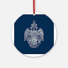 CORINTHIAN Ornament (Round)