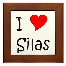Silas Framed Tile